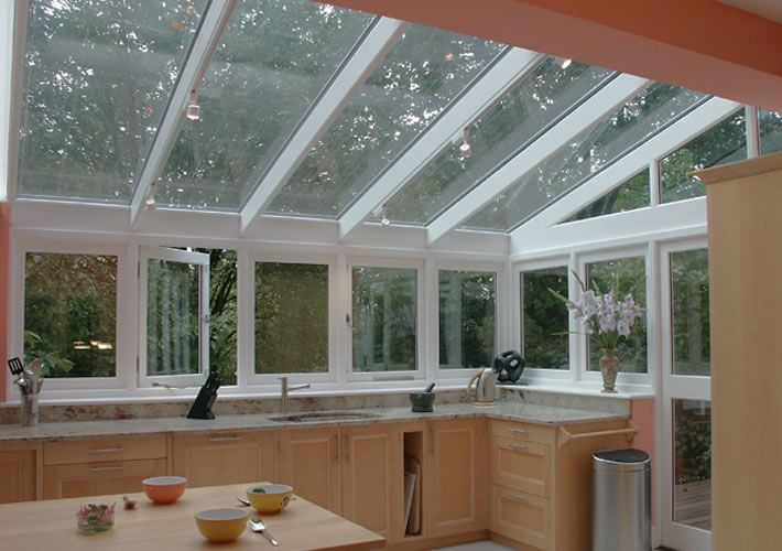 Conservatory Kitchen  Ideas for My Dream Home  Pinterest