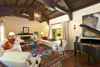 Spanish Colonial Living Room | Our Tuscan,Spanish ...