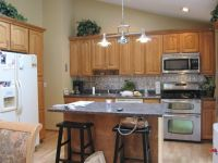 Kitchen lighting for vaulted ceilings | Kitchen Ideas ...