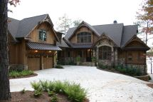 Mountain Home Exterior Ideas