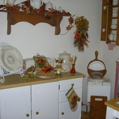 Fall Kitchen Curtains Base Cabinets Decor And Christmas Decorations Pinterest