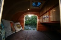 Teardrop interior | Teardrop trailers | Pinterest