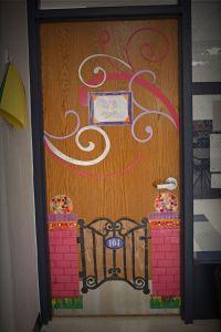 welcome gate classroom door | Classroom | Pinterest
