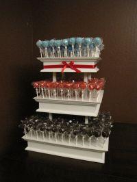 cake pop holder idea | cake pops | Pinterest