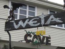 Weta Cave Wellington Zealand