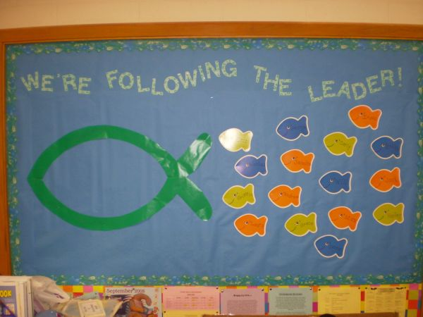 Christian Bulletin Board Ideas School