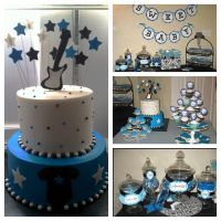 Boy baby shower | Baby shower ideas | Pinterest