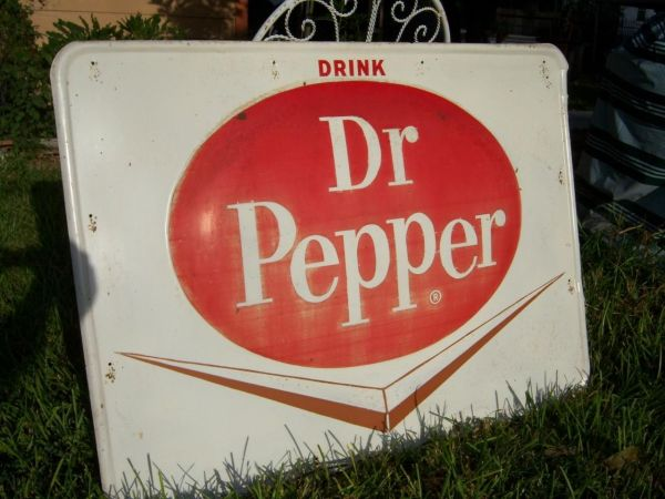 Vintage Dr Pepper Signs - Tiffany Teen Free Prono