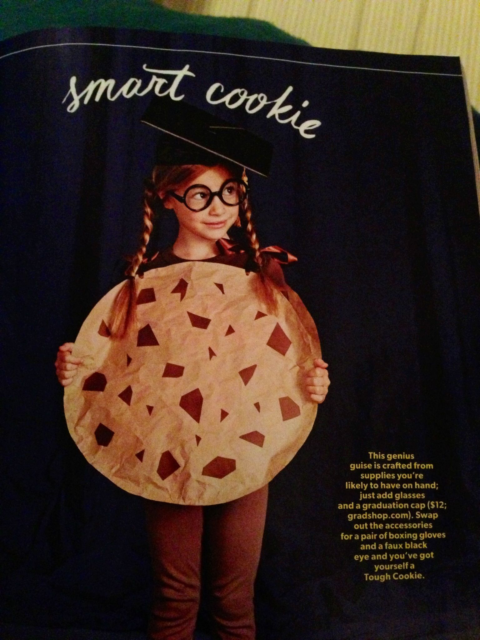 Smart Cookie Costume