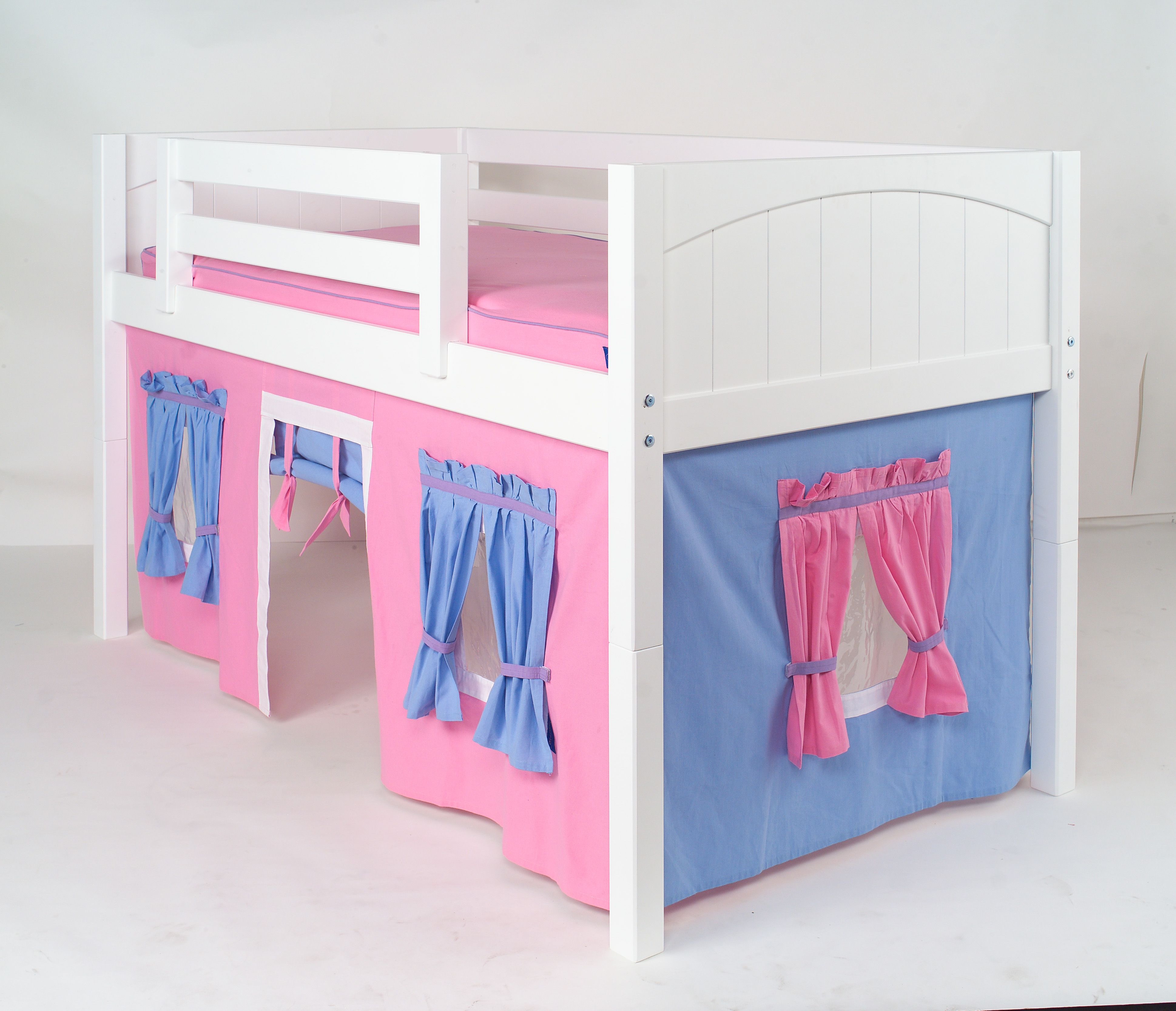 Curtain Set Loft Bed Decorate Our Home With Beautiful Curtains