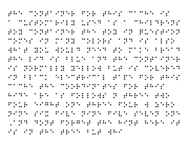 GC5ADH5 The Braille Code (Unknown Cache) in Texas, United