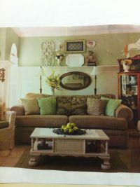 Country cottage living room | Livingrooms | Pinterest