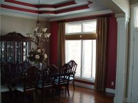 How to dress transom window