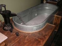 horse trough jacuzzi. | Country | Pinterest