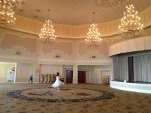 Hotel Del Coronado Grand Ballroom Friends Wedding