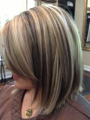blonde with lowlights hairstyles