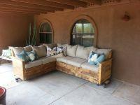 Pallet furniture | DYI | Pinterest
