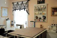 Sewing room, how elegant! | Craft Rooms & Sewing Storage ...