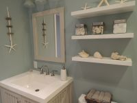 Beach Themed bathroom. | For the Home | Pinterest