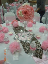 Baby Shower Centerpieces! | Party Ideas | Pinterest
