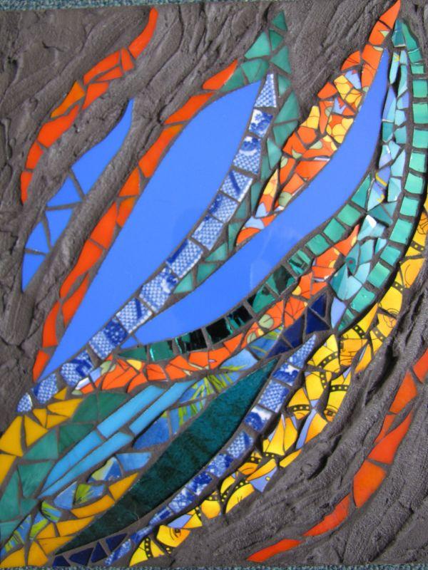 Abstract Mosaic Kat Gottke Art Gottkes Mosaics Pintere