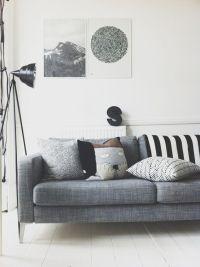 Divagations autour d'un canap gris | Cocon - dco & vie ...