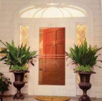 Easy front door planter idea | Home Sweet Home | Pinterest