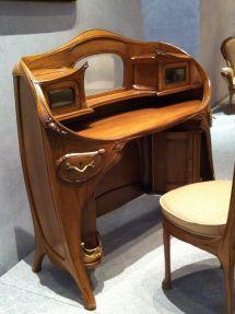 Art Nouveau Hector Guimard Furniture