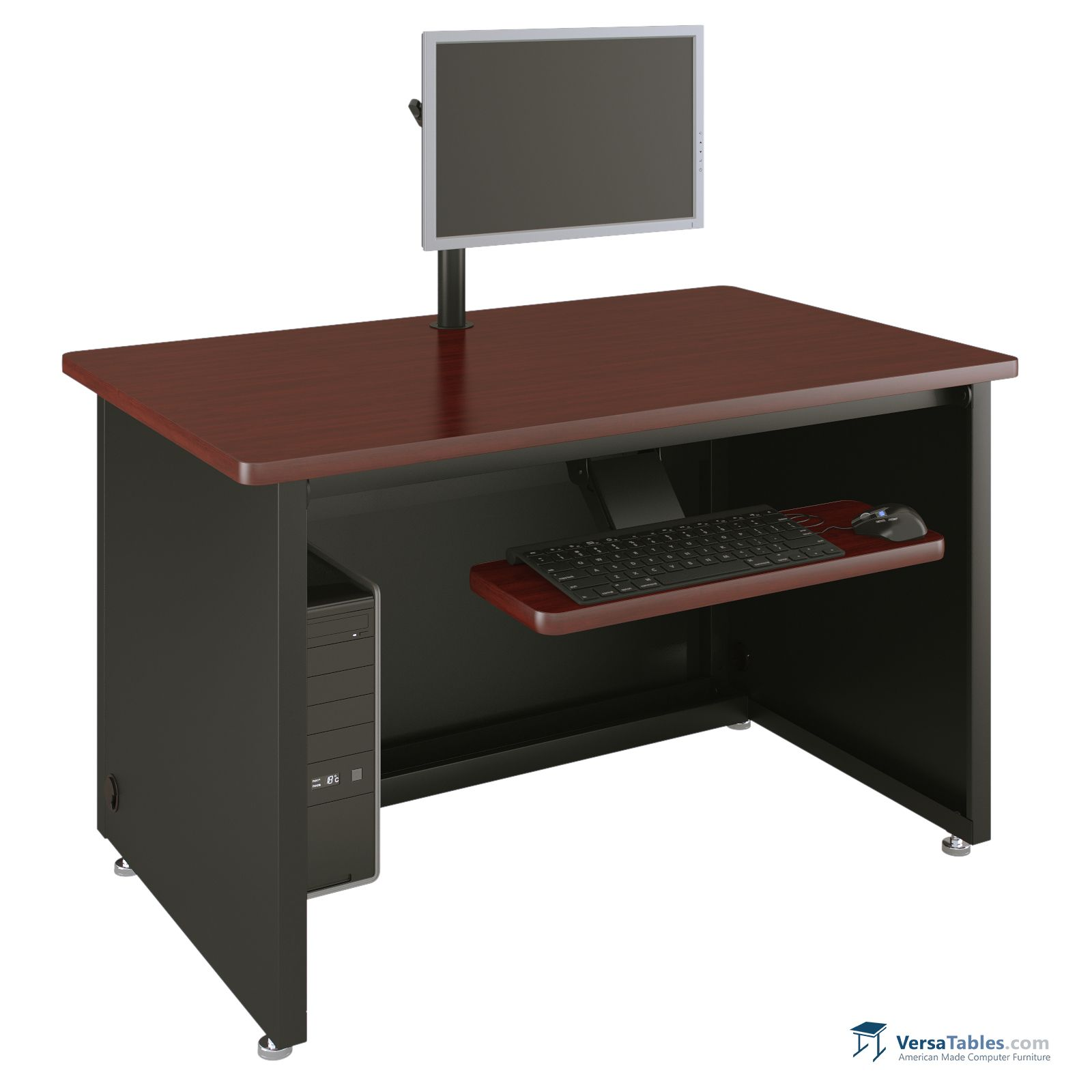 Pin by Versa Tables on Enclosed Versa Desk CD Series