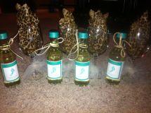 Barefoot Moscato Mini Wine Bottles