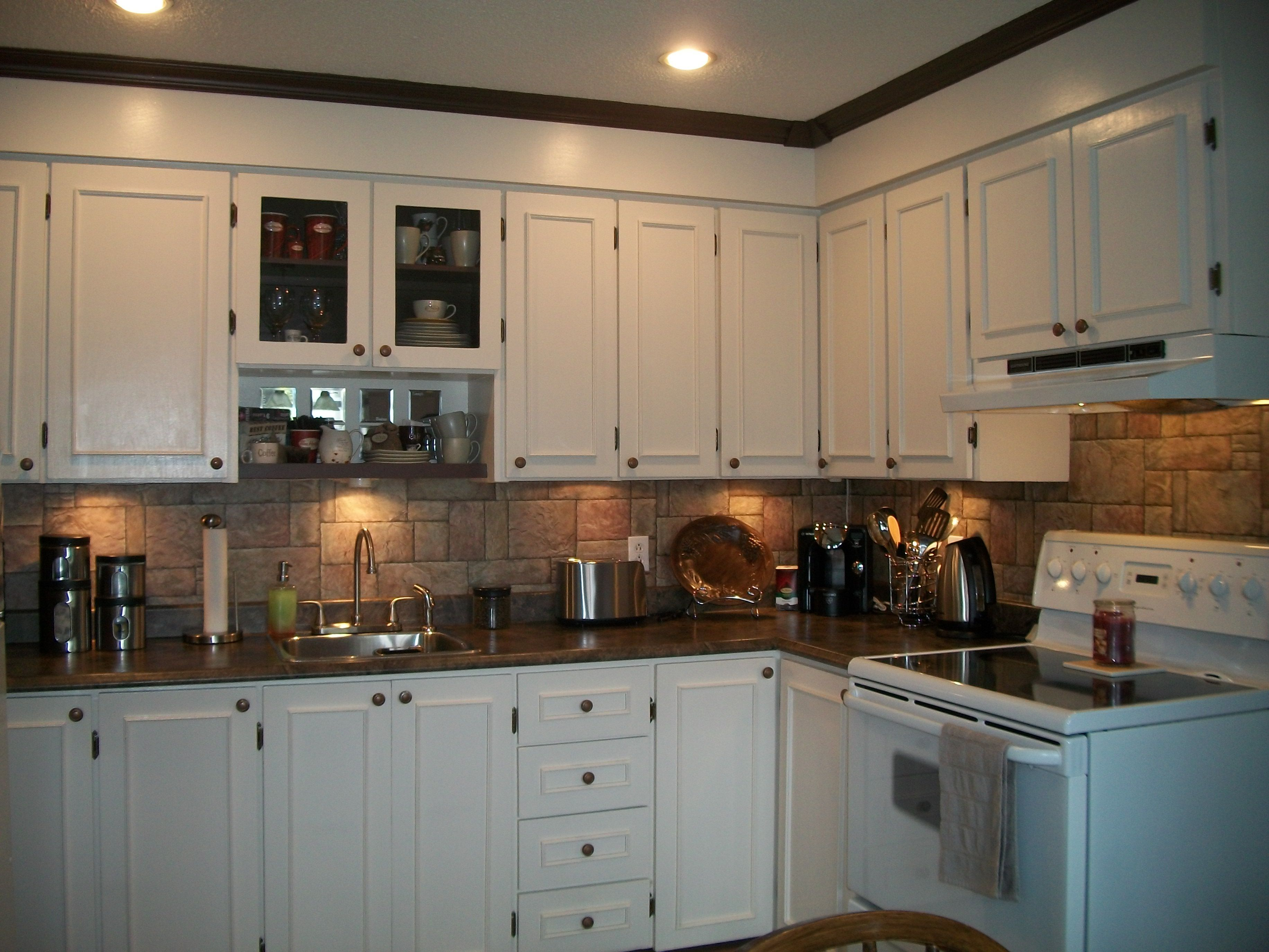 wallpaper kitchen backsplash lighting fixtures for around the casa pinterest