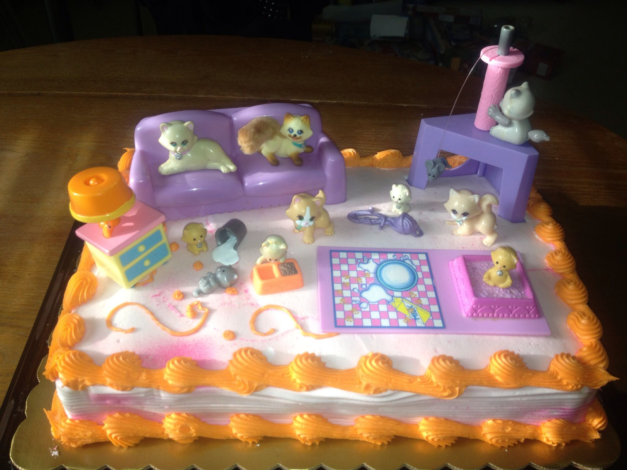 Crazy Cat Lady Cake Ideas And Designs