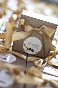 elegant Wedding favors | Nice Package! ;) | Pinterest