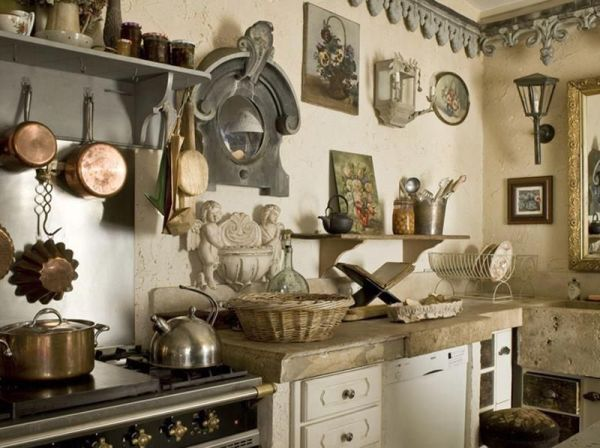 old world french country kitchen Old French Kitchen! | French Farm House | Pinterest