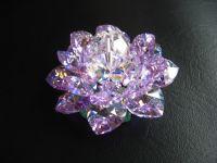 Crystal Lotus! GORGEOUS! | Amethyst! | Pinterest