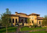 Tuscan style home   Tuscan style homes   Pinterest
