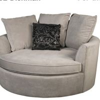 big and comfy round chair | Yummy | Pinterest
