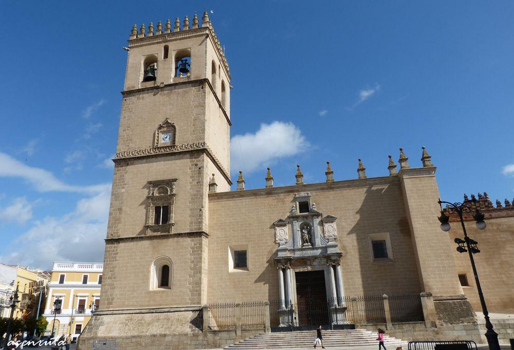 Badajoz. Catedral de San Juan Bautista