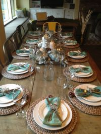 20 Pictures Of Thanksgiving Table Settings To Choose ...