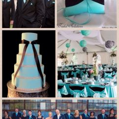 Tiffany Blue Wedding Chair Covers Small Space Chairs Black And Shit Just Got Real