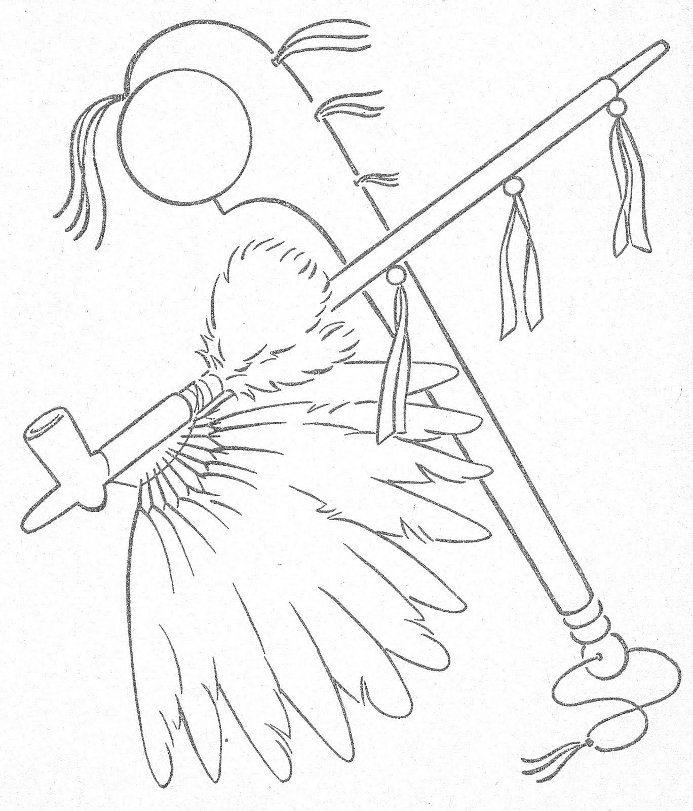 And Teepee Pages Arrowcoloring Coloring Pages