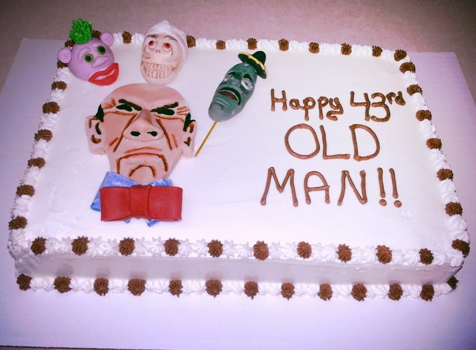 Party Jeff Dunham Cake Ideas And Designs
