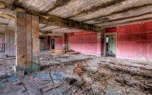 Abandoned Restaurants Interiors