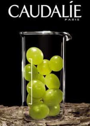 Suerte y belleza de las uvas