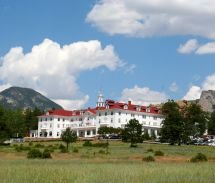Stanley Hotel Estes Park Colorado. Places 've