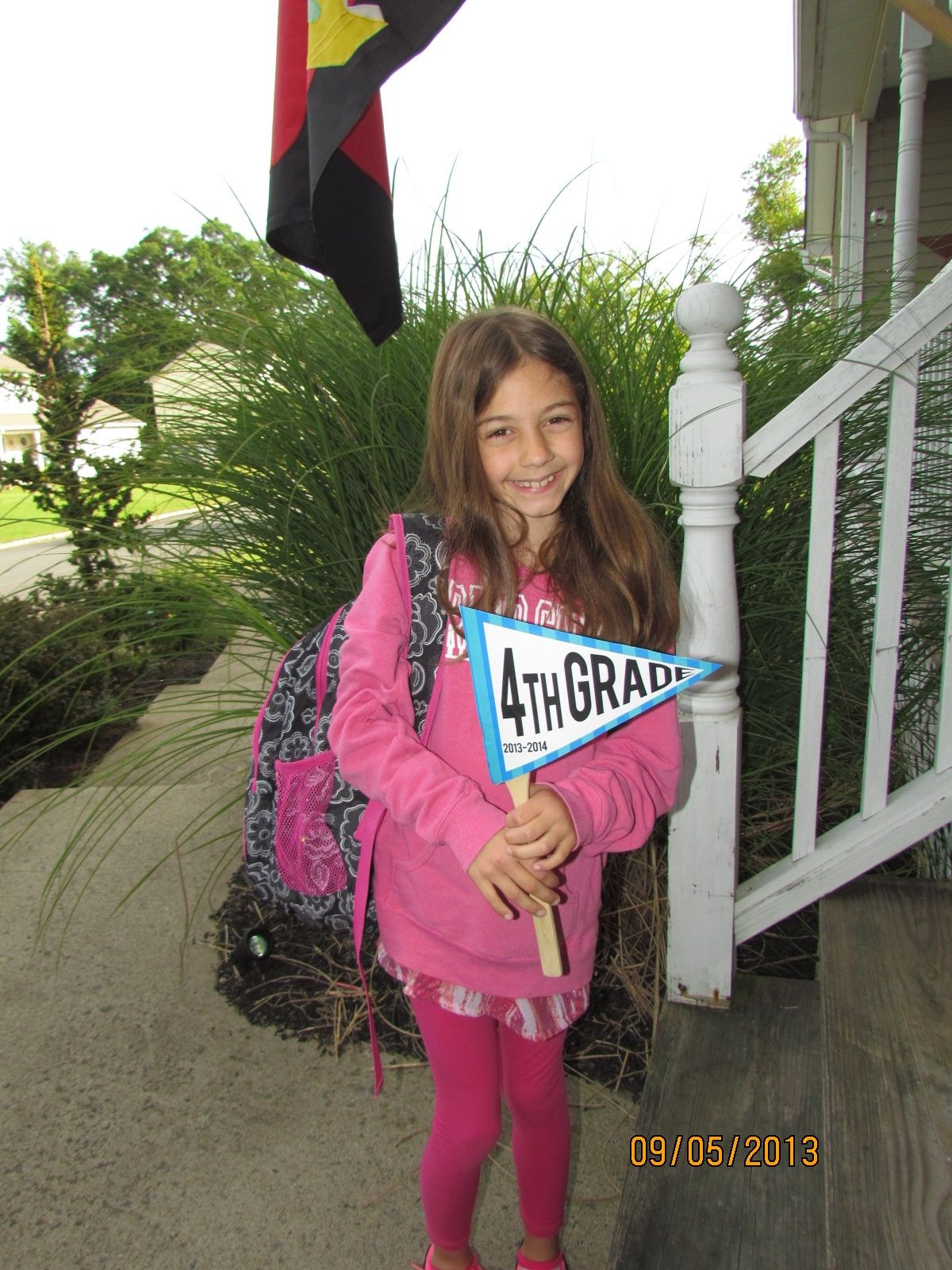 First Day Of School 4th Grade