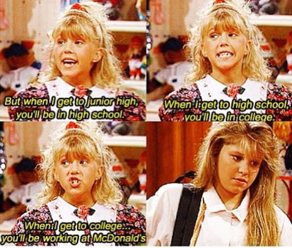 Full House Quotes   Funny Quotes Full House Sitcom Imgurl