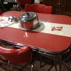 Vintage Kitchen Table Scissors Love This Retro Dinette Sets Pinterest
