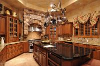 Tuscan possibly French Country kitchen | The Dream | Pinterest