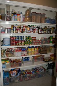 Organized Pantry | For the Home | Pinterest